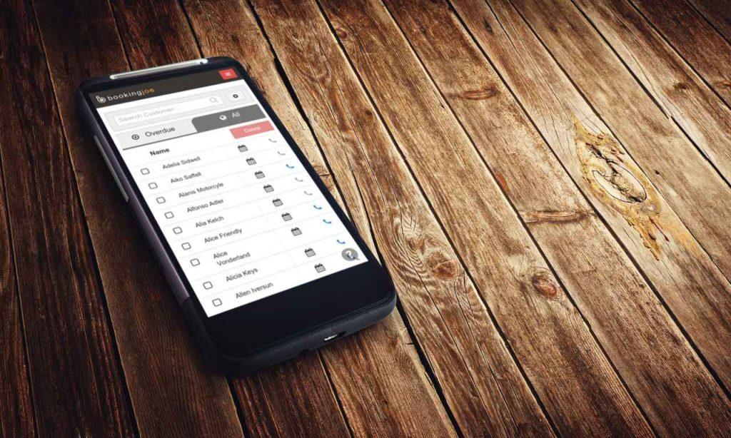 Mobile Application of Bookingjoe