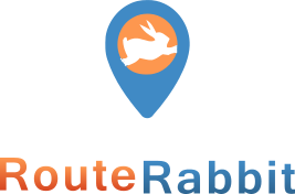 RouteRabbit logo