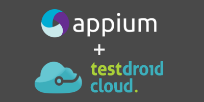 Mobile app testing with TestDroid