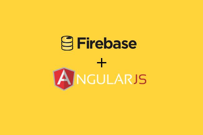 AngularJS + Firebase