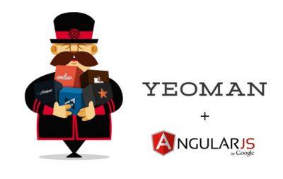 Yeoman AngularJS generator